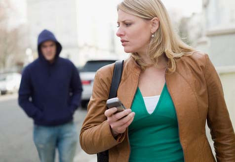 An App To Promote Women's Safety
