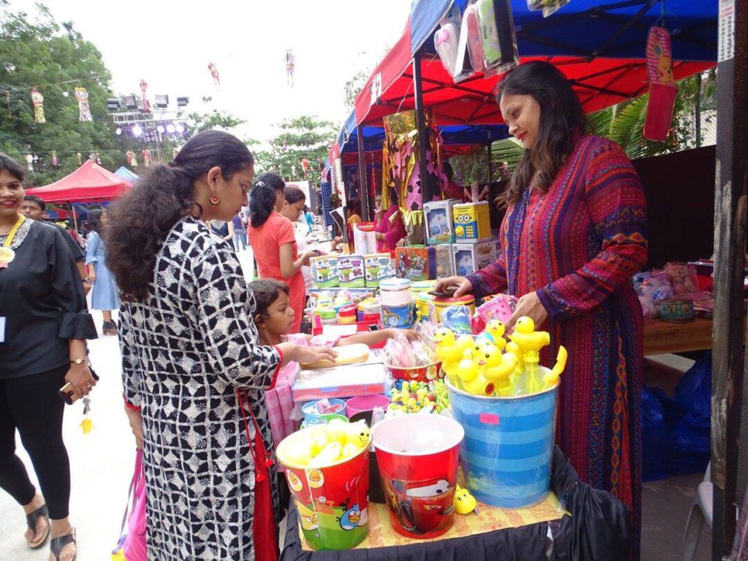 Shop-E-Fest in JLN Stadum