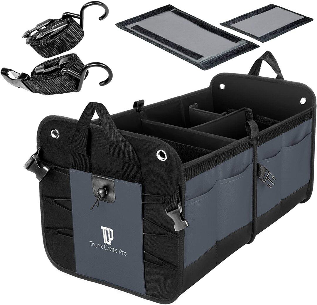 TRUNKCRATEPRO Premium Multi Compartments