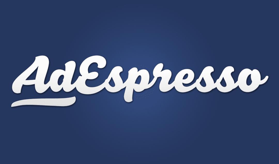 AdEspresso - Social Media Tools For Marketing