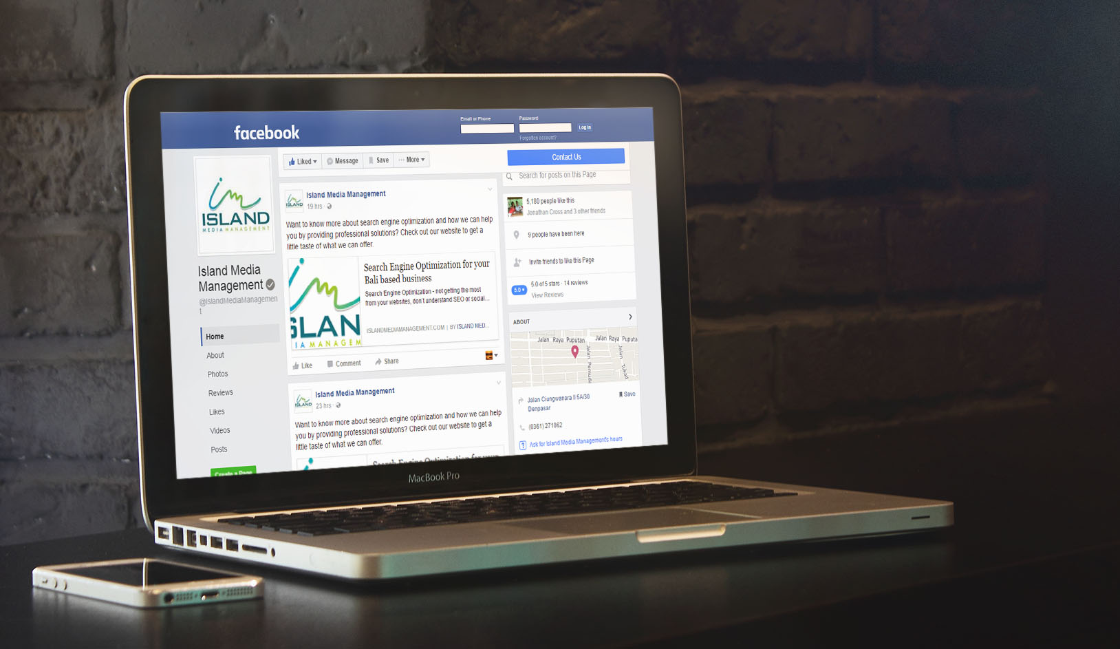 promote your brands and services- How To Increase Facebook Page Reach