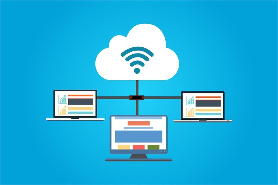 Cloud Hosting - Types Of Web Hosting Services
