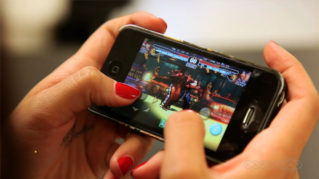 mobile-gamers