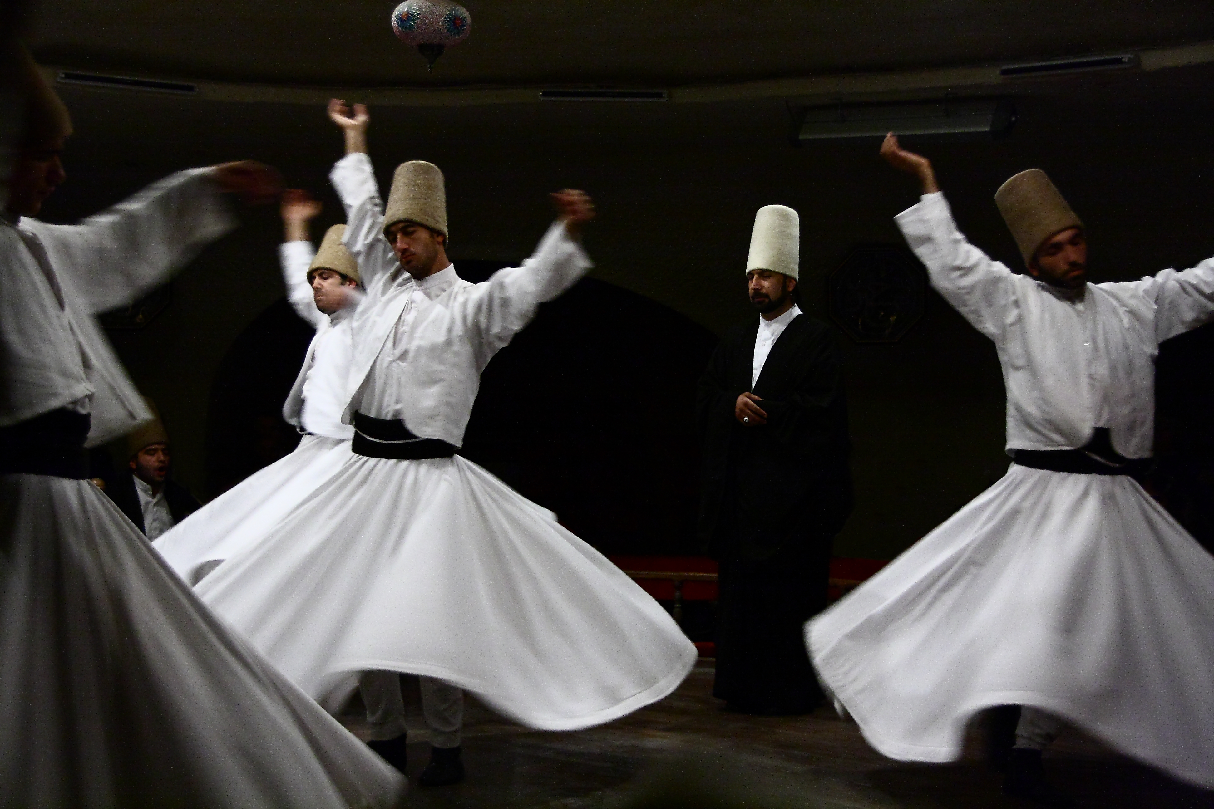 The Whirling Dervishes