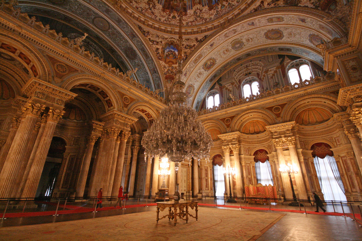 Visit Dolmabahce