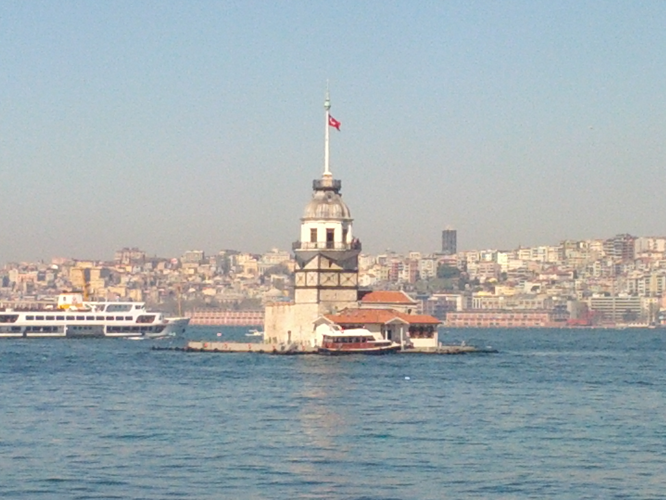 Visit the Maiden's Tower