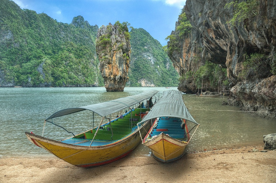 tarato national park in souther thailand