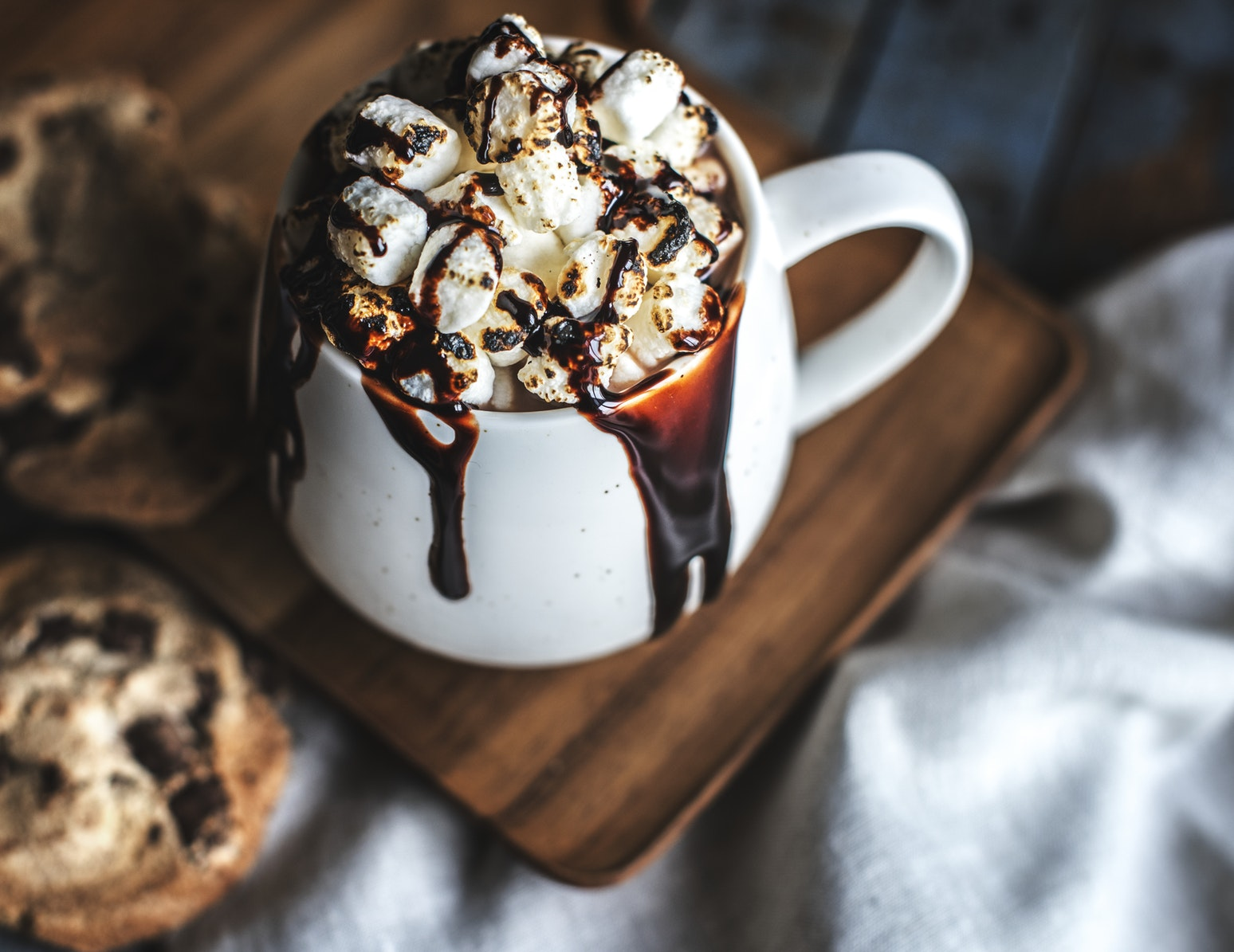 Things To Do Before Christmas -Hot Chocolate