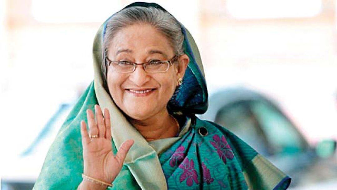 26.Sheikh Hasina Wajed