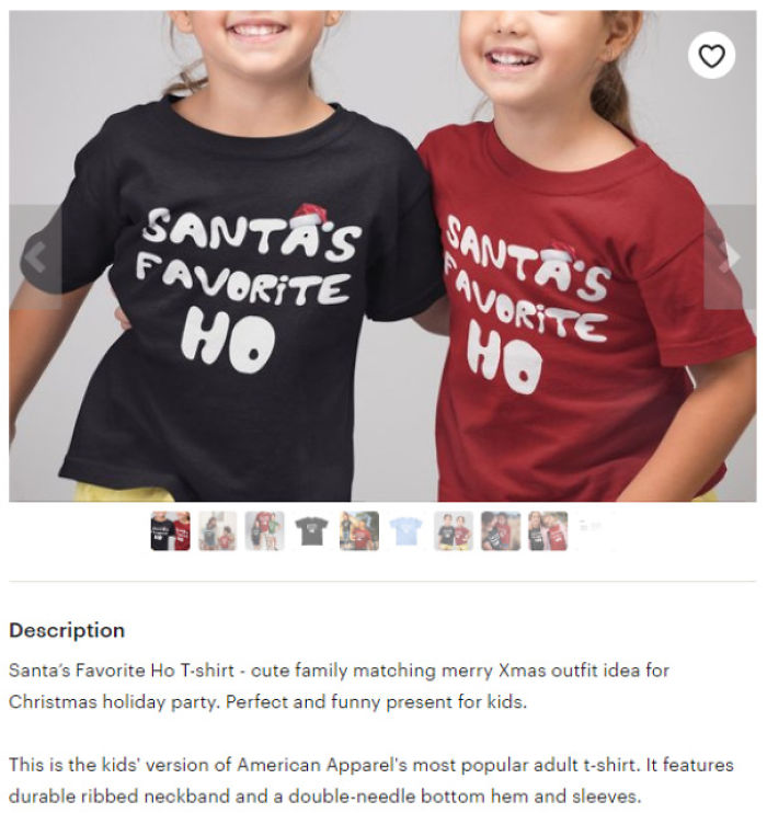 4. Santa's Favorite Ho
