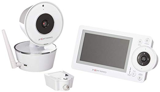 """Project Nursery 4.3"""" Video Baby Monitor System"""