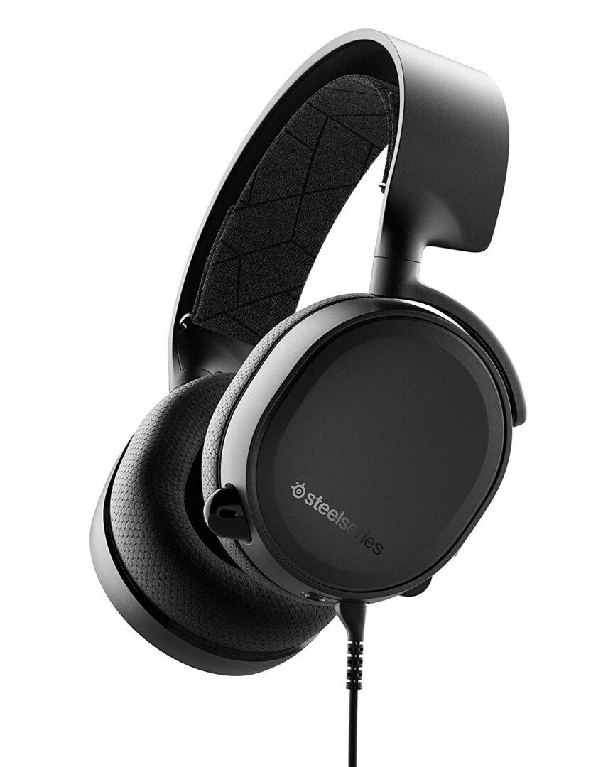 SteelSeries Arctis 3 (2019 Edition) All-Platform Gaming Headset