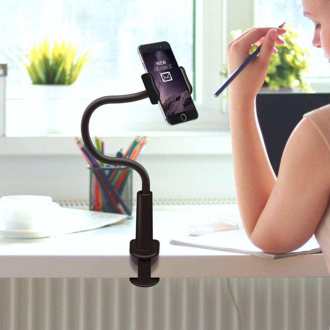 Aduro Solid-Grip Phone Holder for Desk