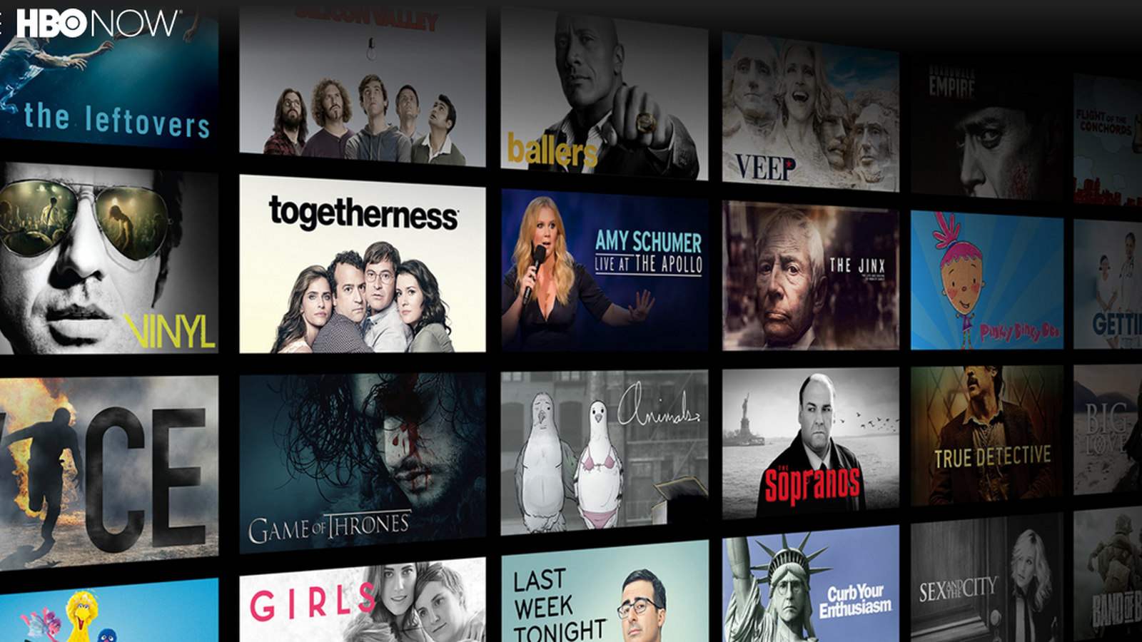 HBO Go & HBO Now