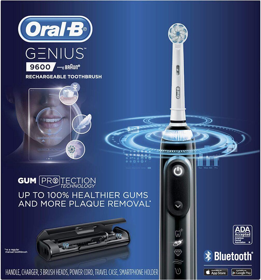 Oral-B 9600 Electric Toothbrush