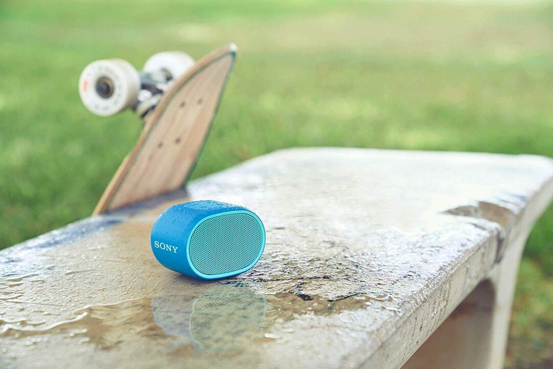 Sony Xb01 Bluetooth Compact Portable Speaker Blue