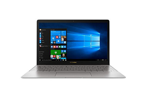 ZenBook 3 UX390 with Core i5 processor paired