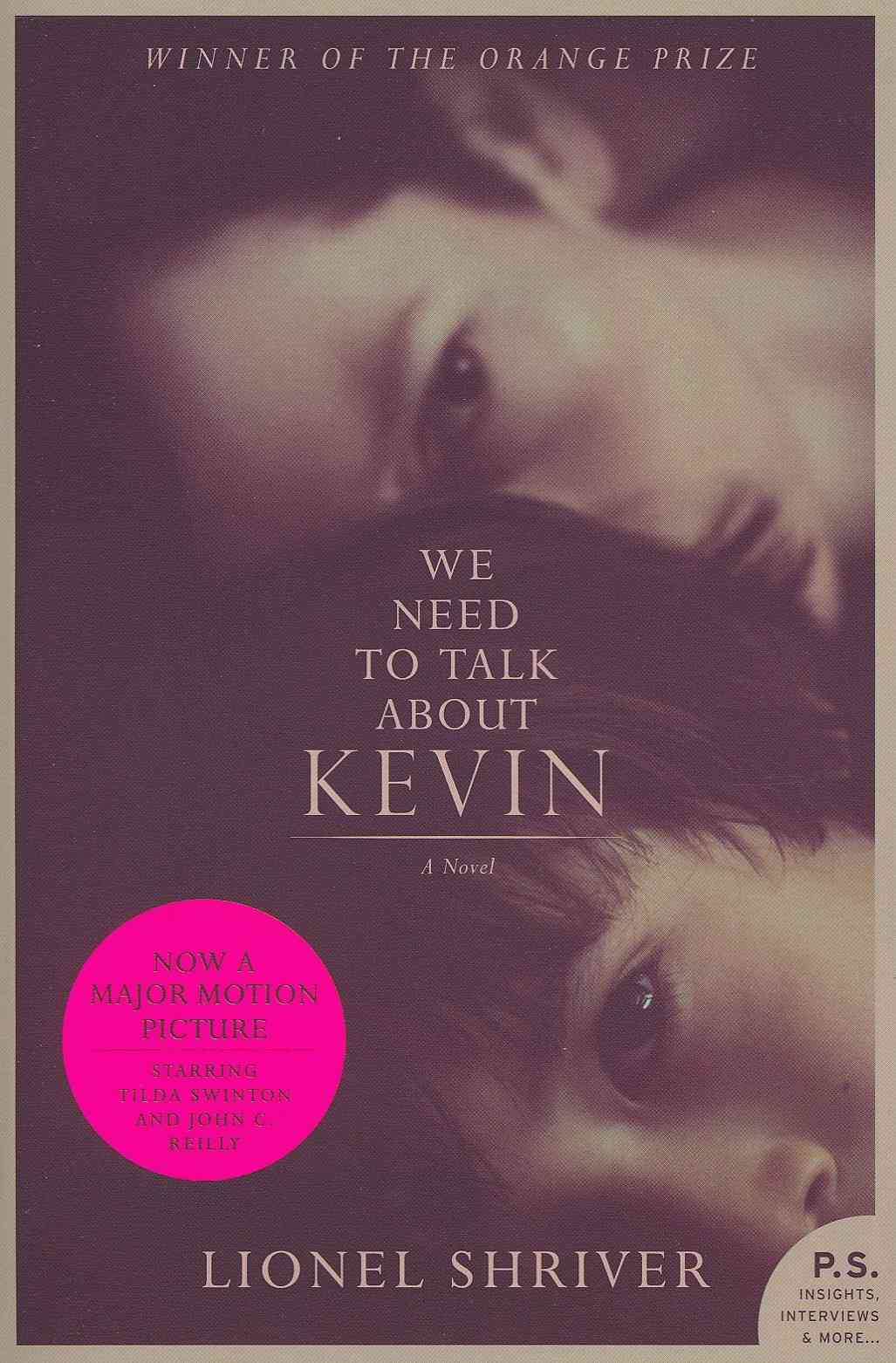 We Need to Talk About Kevin Paperback