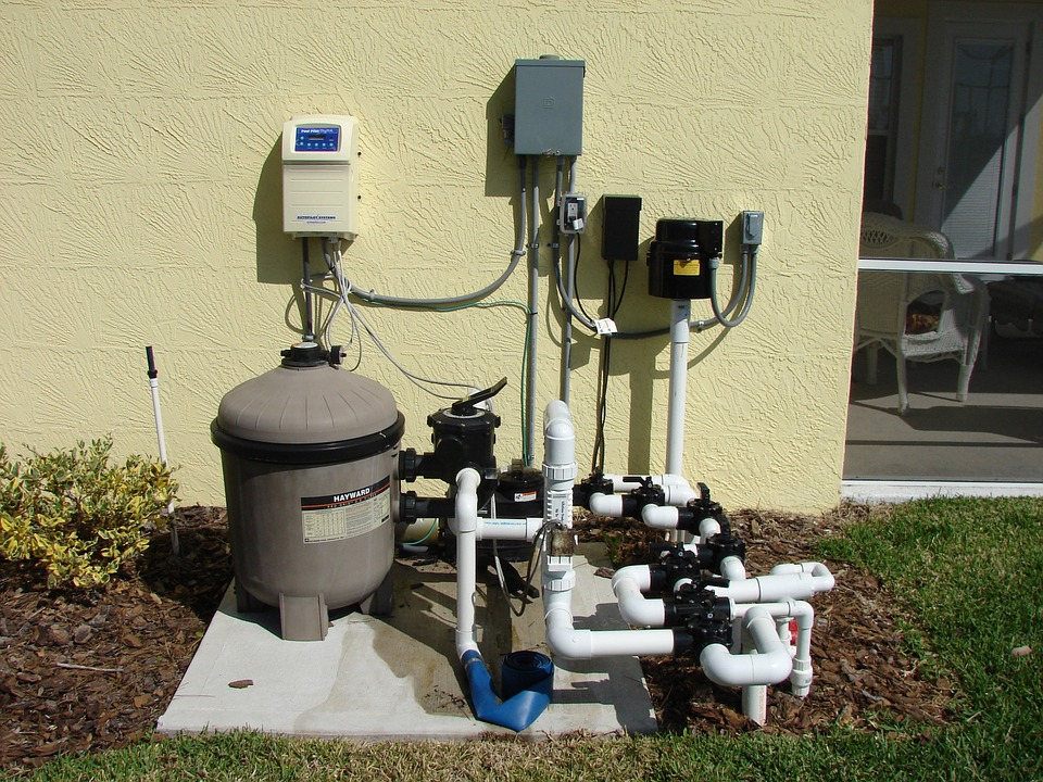 Types Of Water Filter Systems