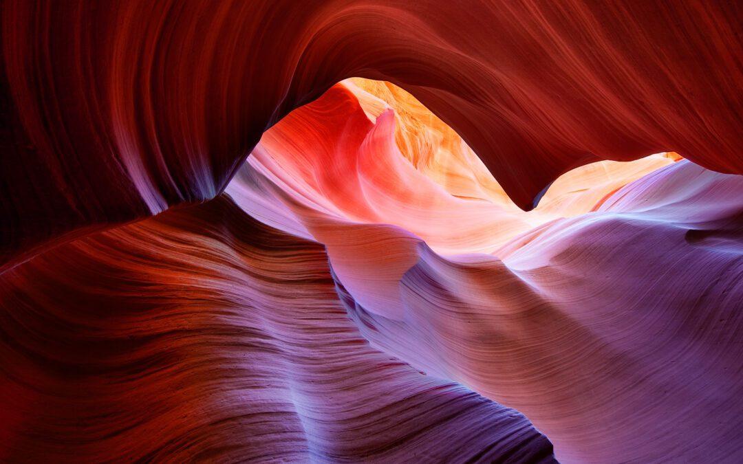 10. Antelope Canyon, Arizona
