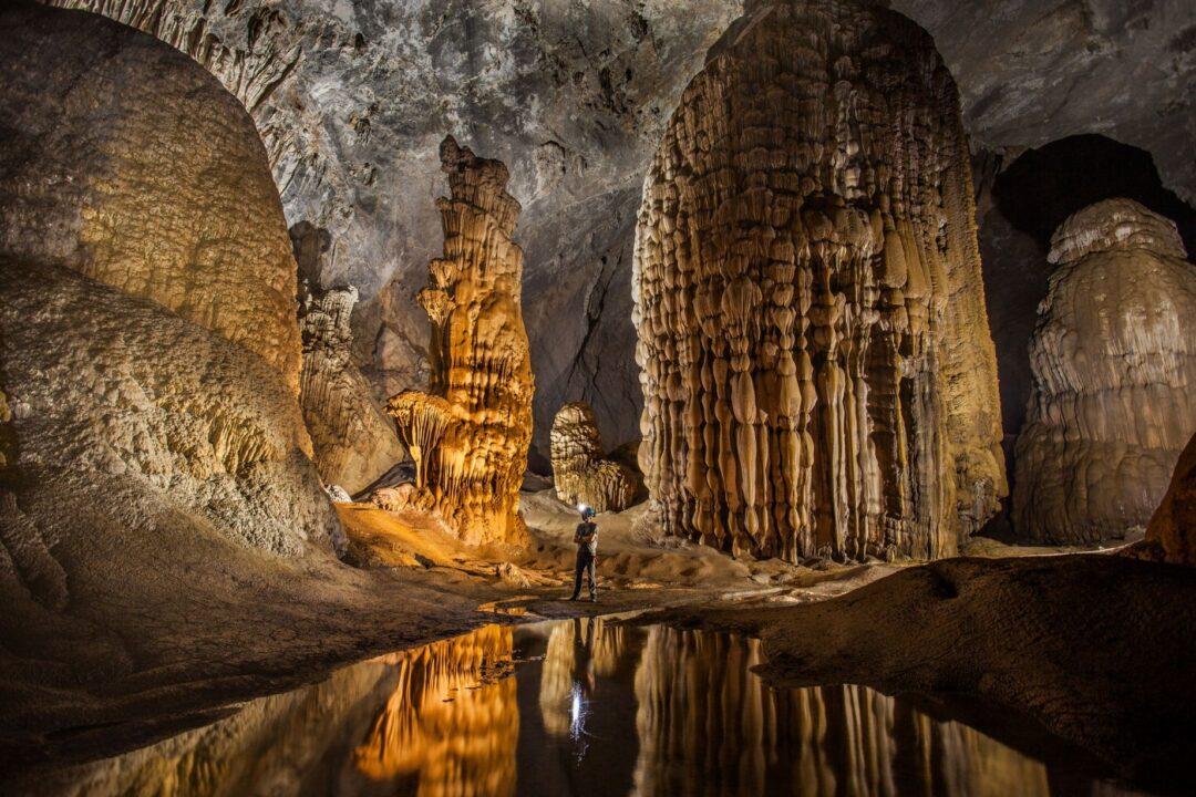 17. The Hang Son Doong Cave In Vietnam