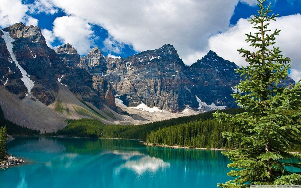 26. Emerald Lake, British Columbia, Canada