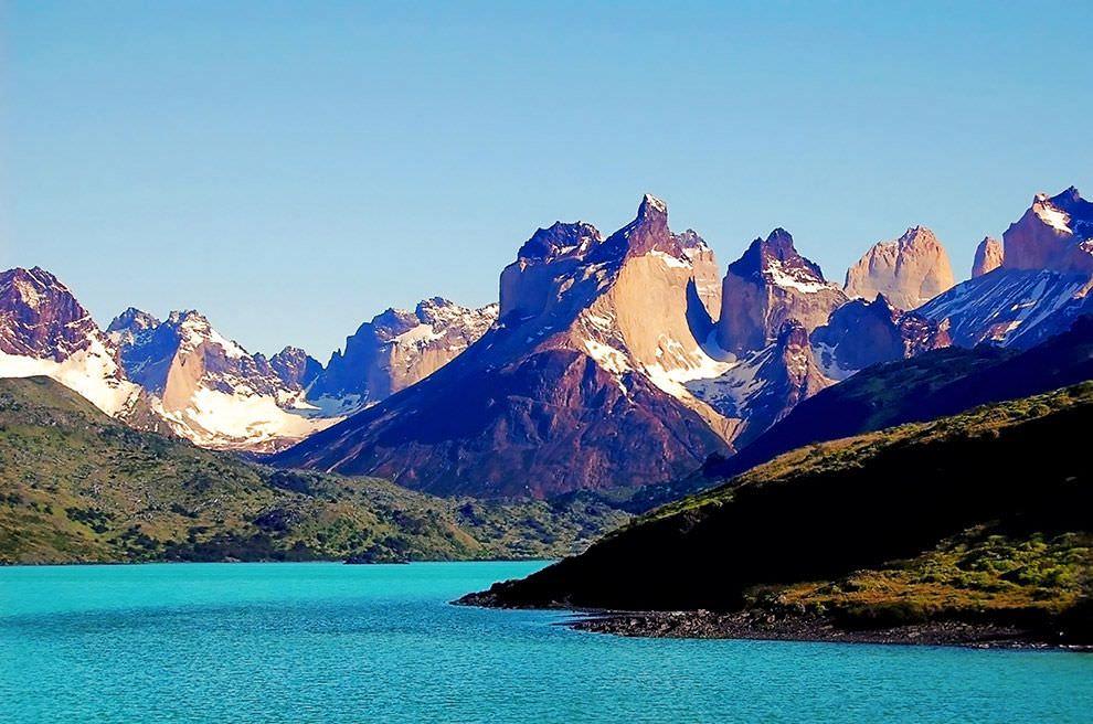 30. Torres Del Paine National Park, Chile