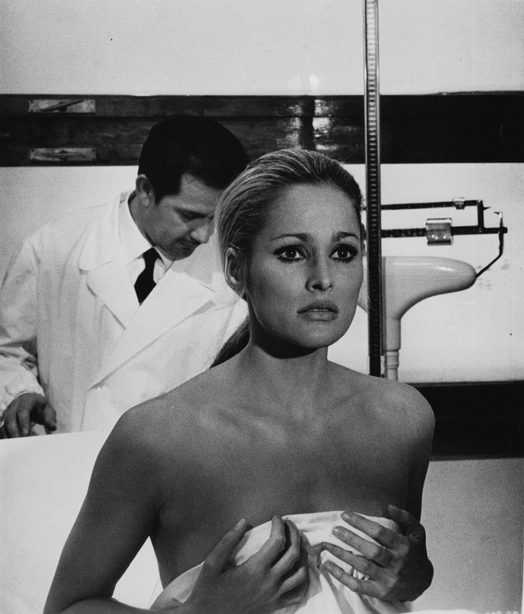 Celebrities 11 Ursula-Andress-in-Anyone-can-play-directed-by-Luigi-Zampa-1968-1