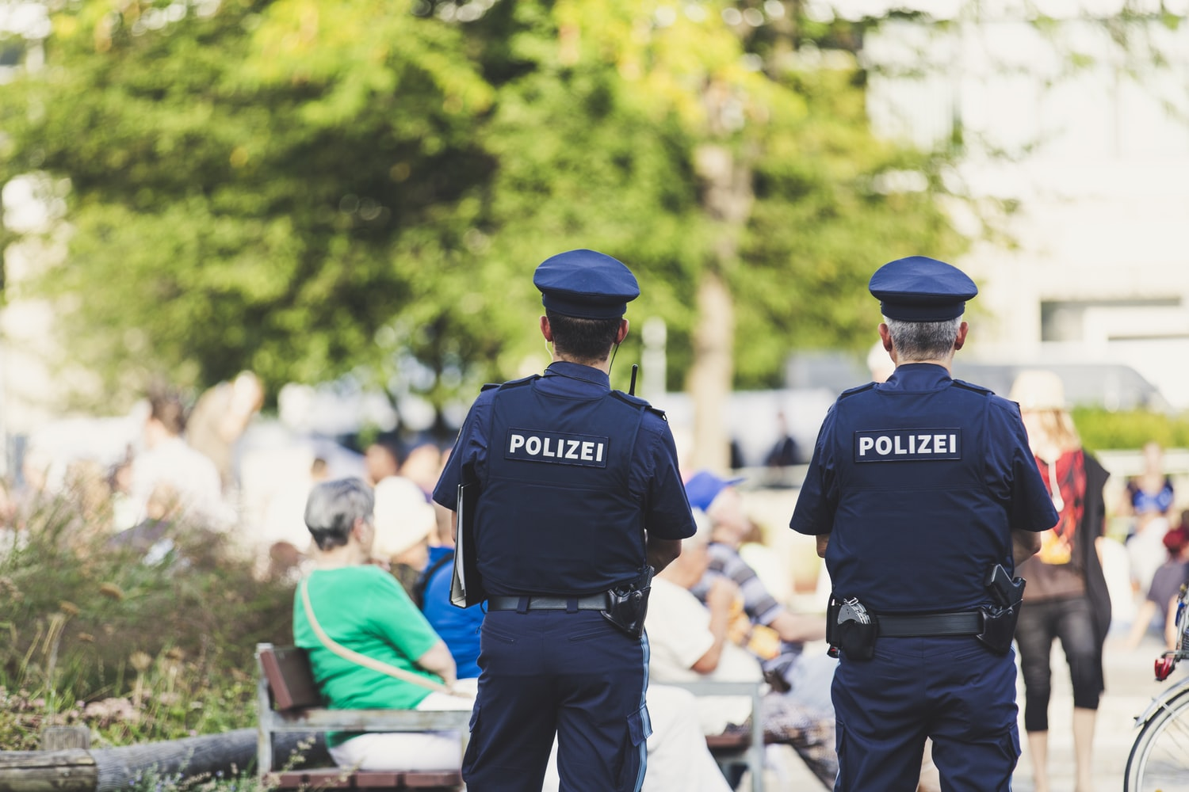 police warn