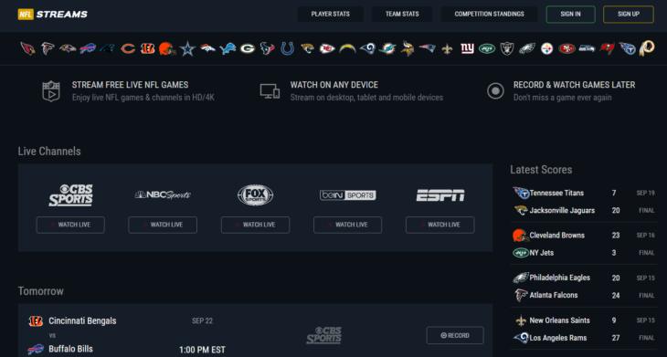 NFL-Streams.org