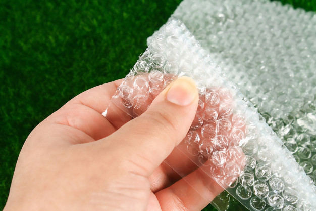 Use Bubble Mailers For Tiny Items