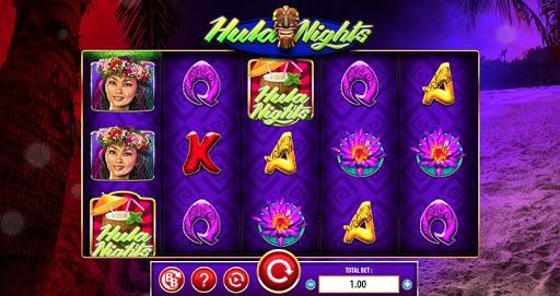 Hula Hula Night