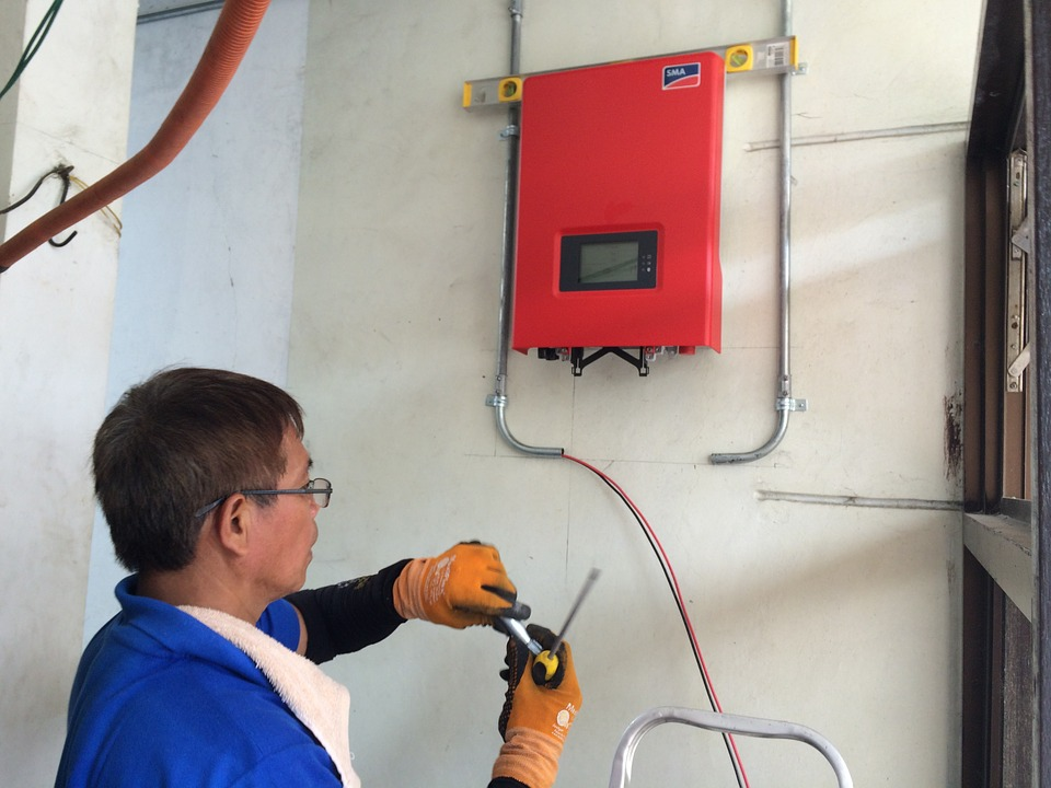 Switch To Inverters