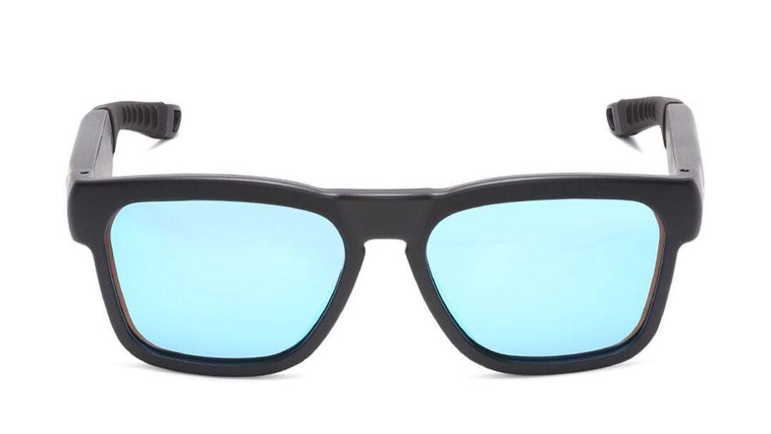 Blue Fastrack Bluetooth Sunglasses