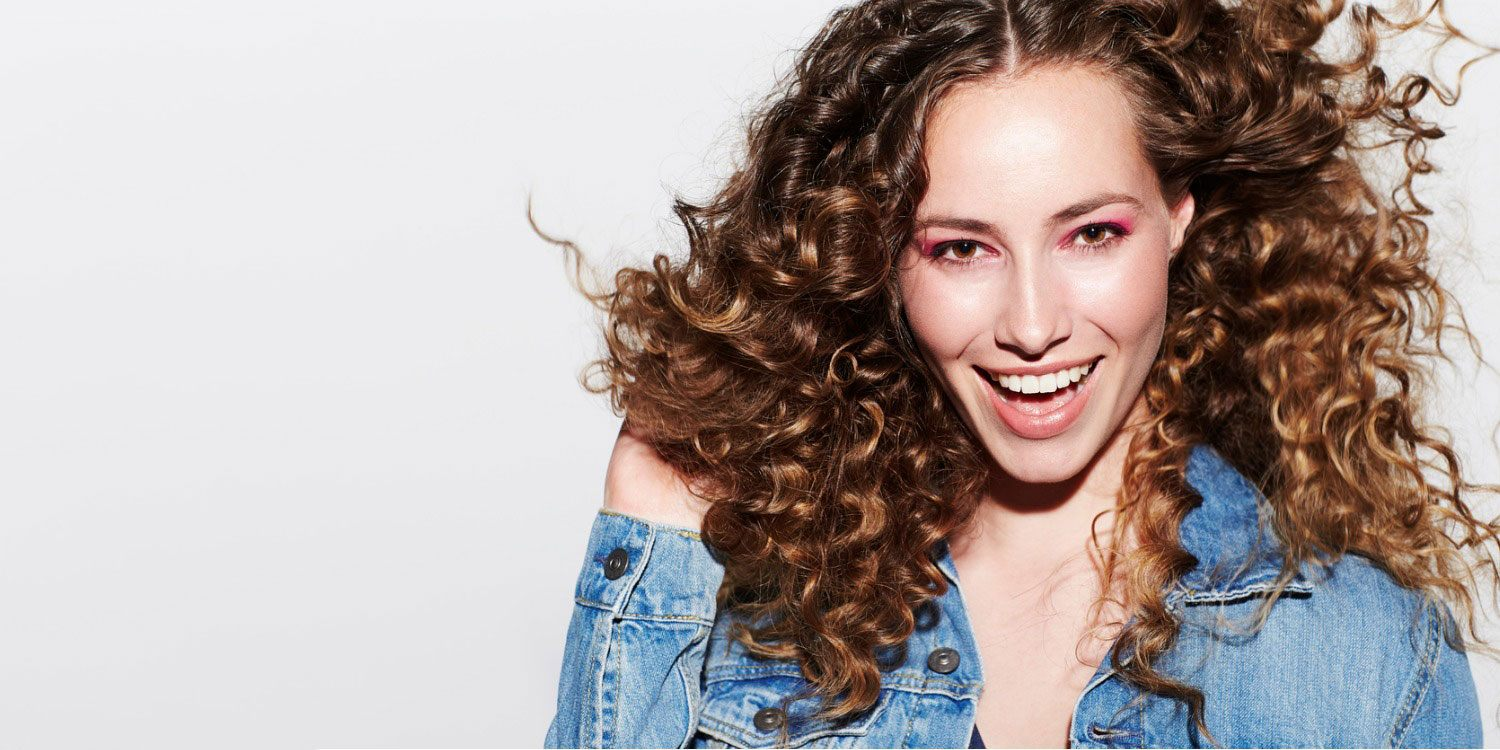 Hair Care Products Curly Haired Women