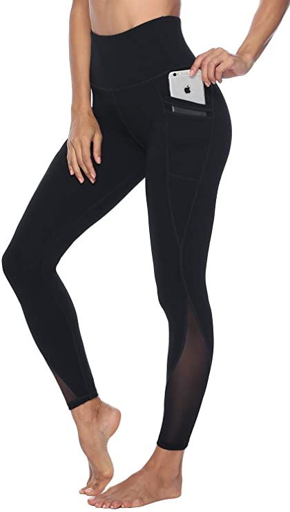Persit Women's Mesh Yoga Pants