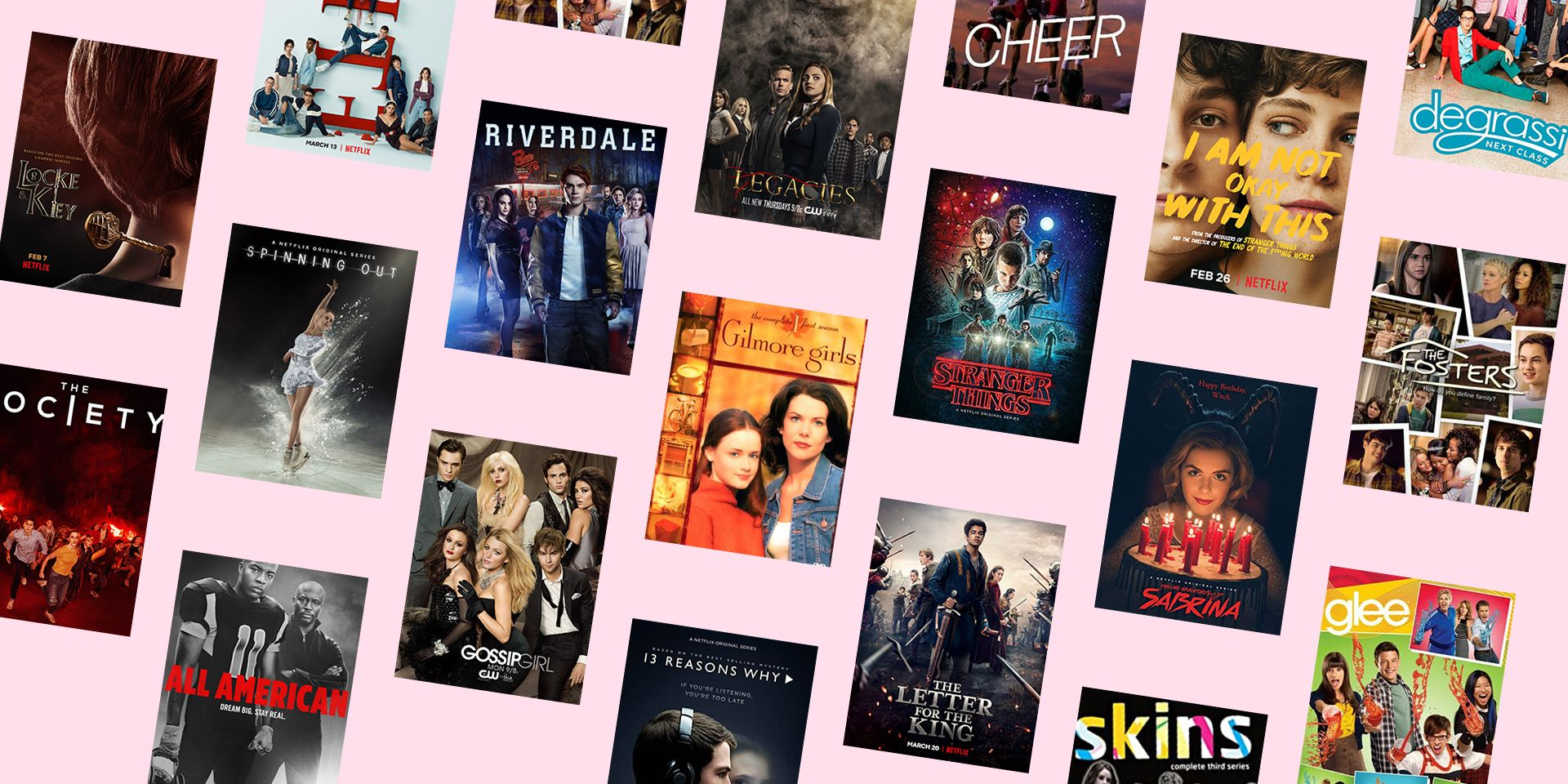 Teen Shows To Stream On Netflix