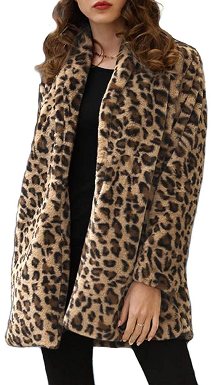 XIANIWTA Women's Winter Long Sleeve Coat