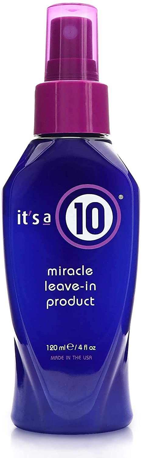 10 Haircare Miracle Leave-In product