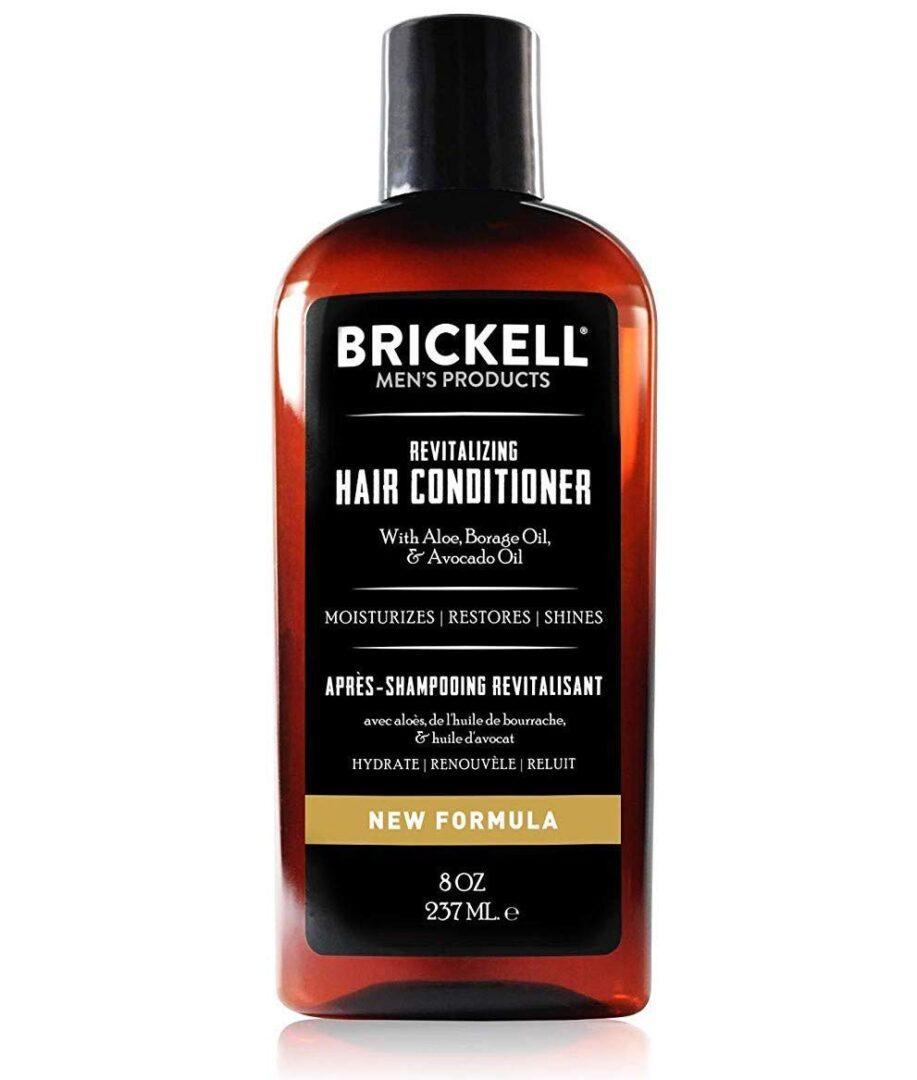 Brickell Men's Revitalizing Hair Conditioner