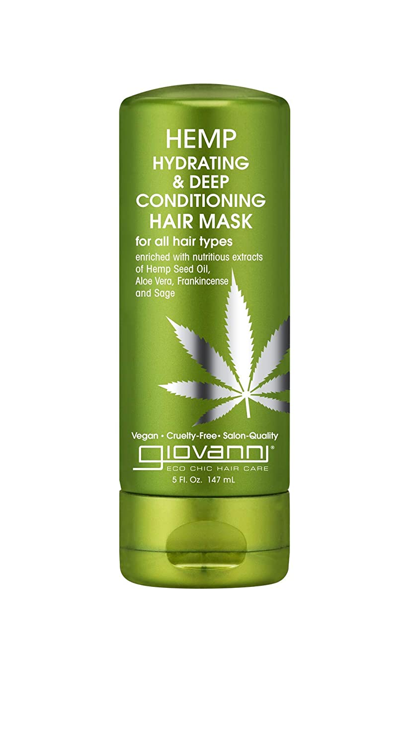 Hemp Hydrating & Deep Conditioning Hair Mask