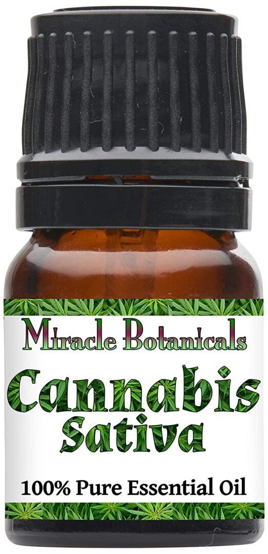 Miracle Botanicals Cannabis Sativa Oil