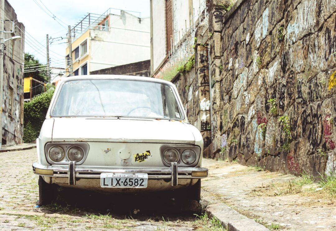 Old Jaded Car