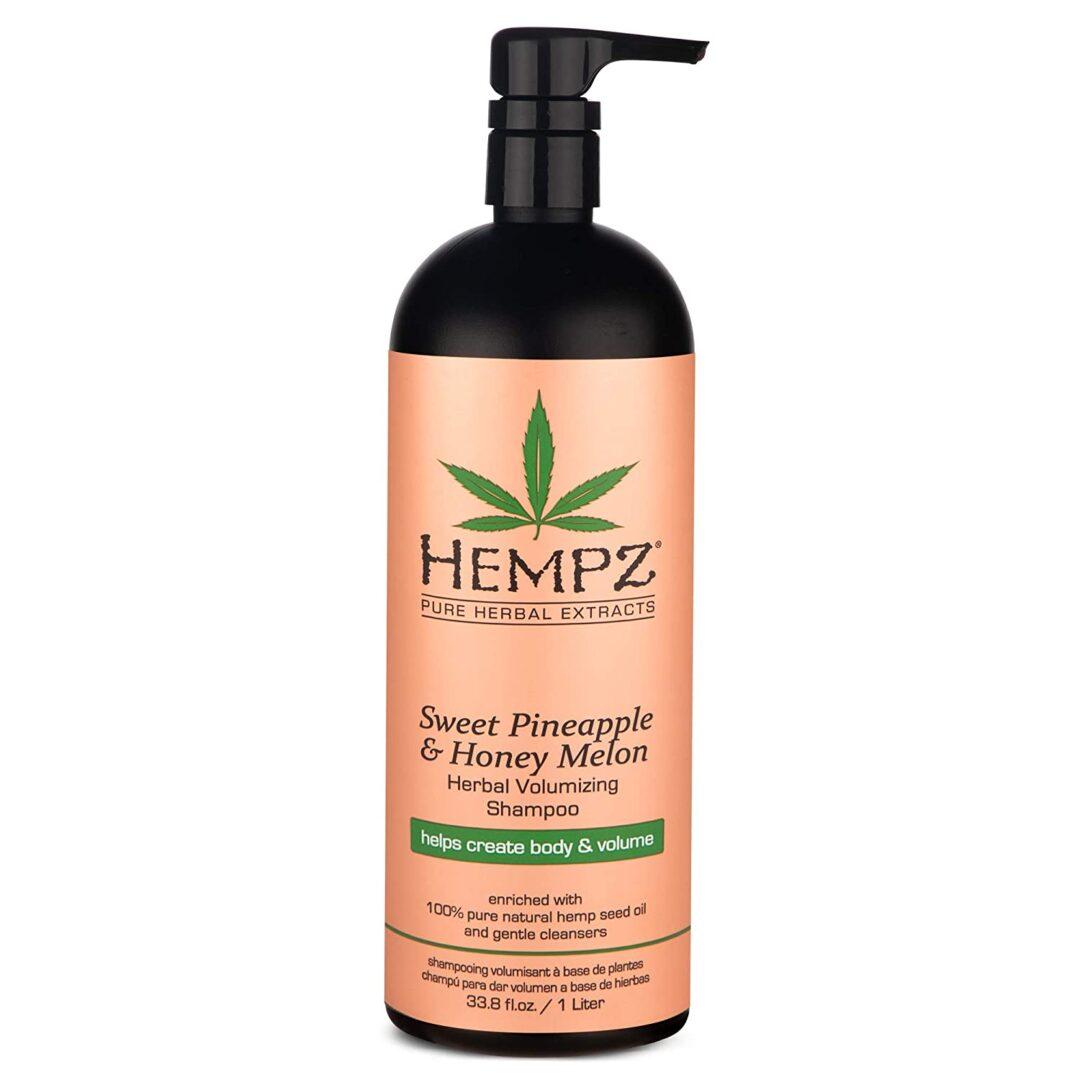 Pineapple and Honey Melon Herbal Volumizing Shampoo