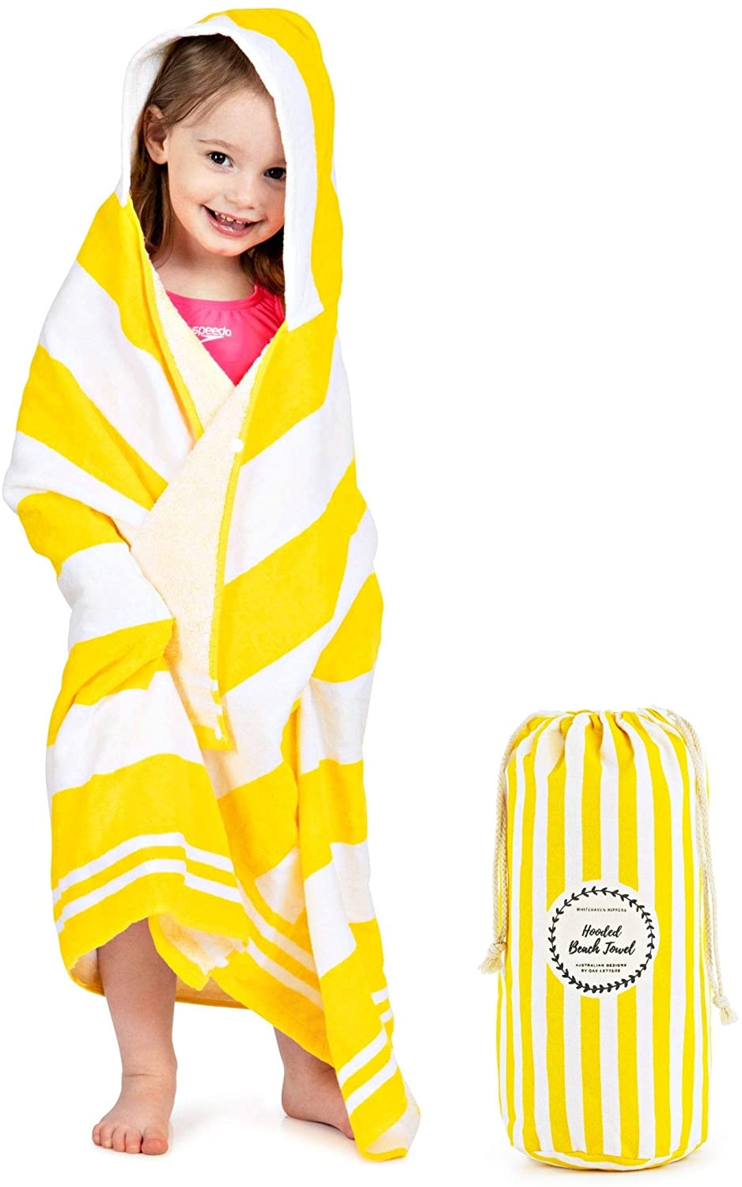 Premium Hooded Beach Towel
