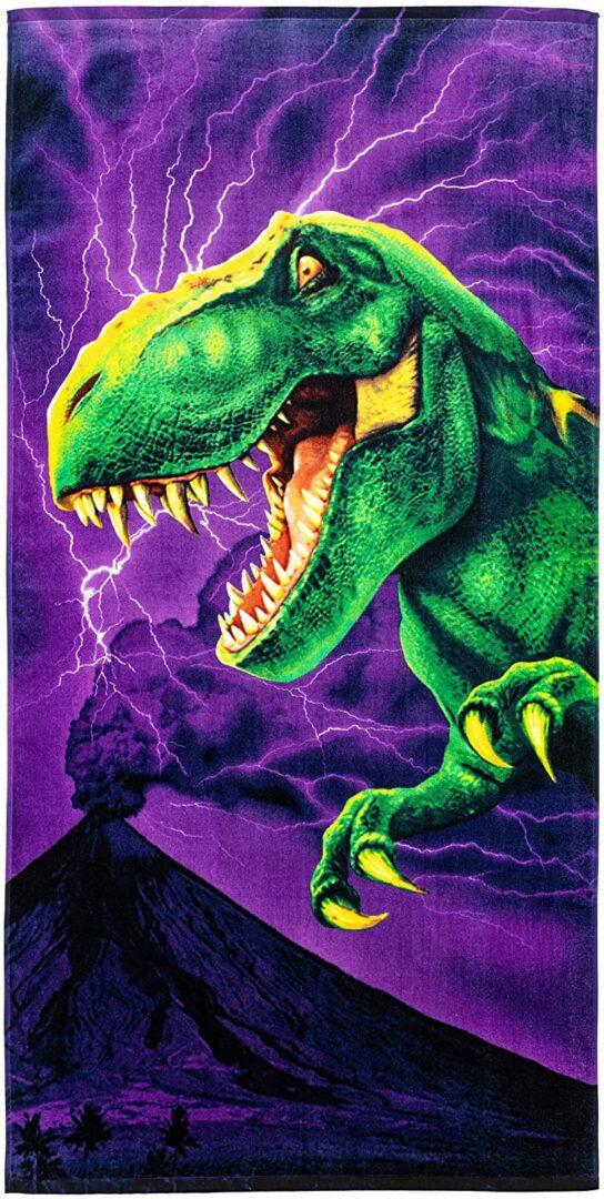 T-Rex Super Soft Towel