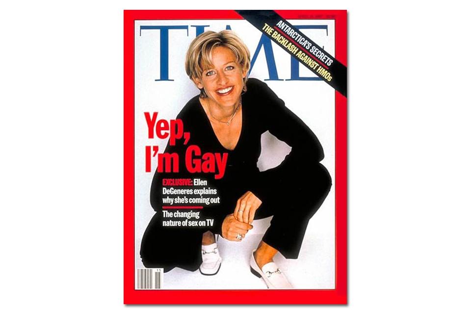 Yep, I'm Gay