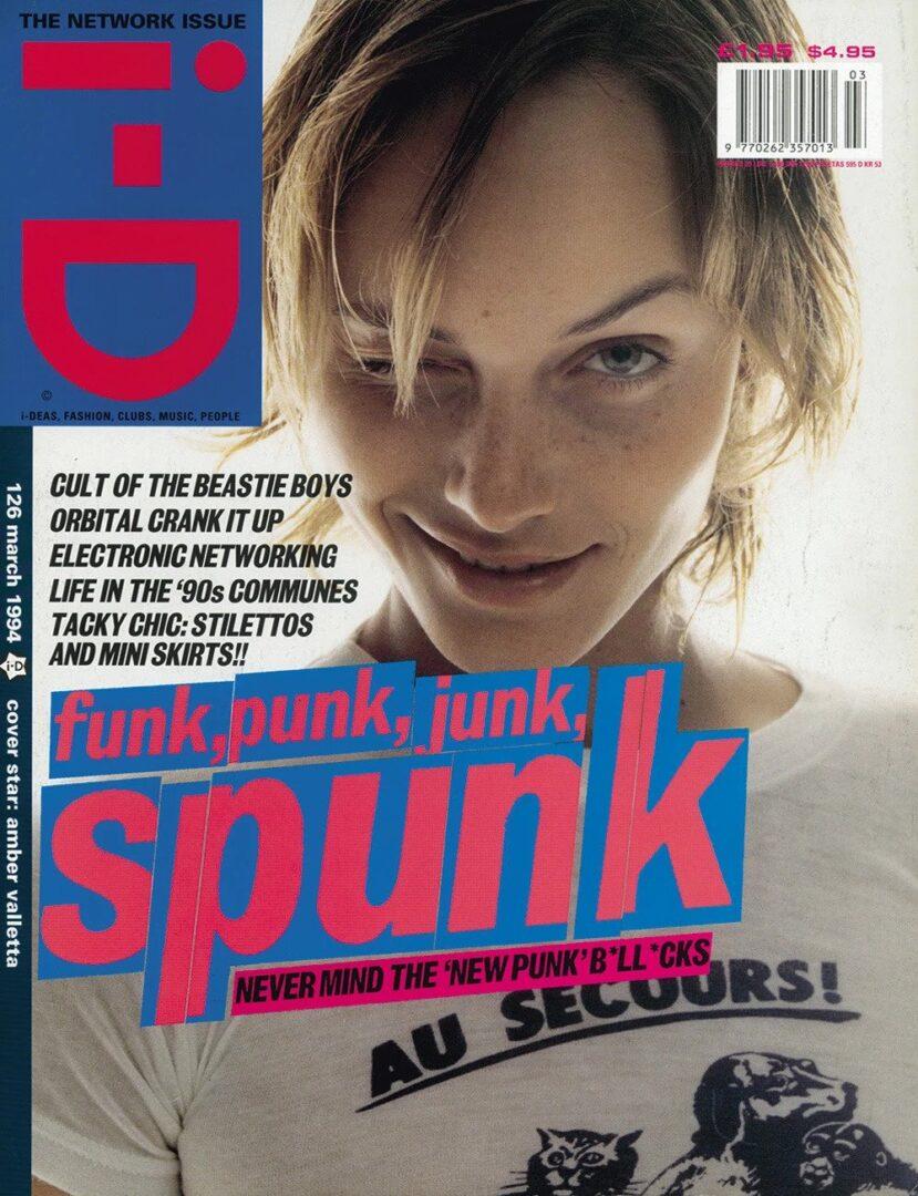 funk, punk, junk, spunk
