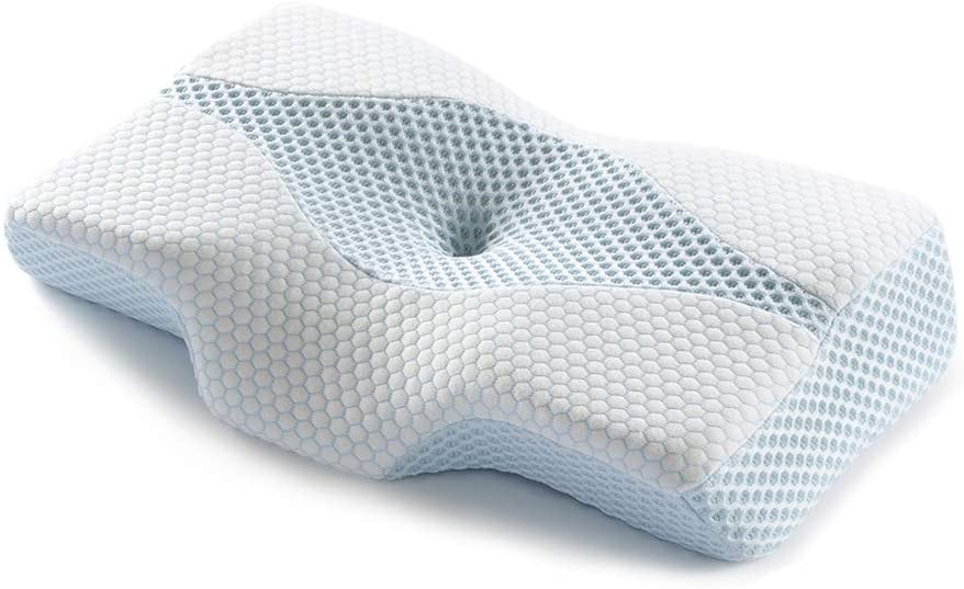 Mkicesky Neck Support Cervical Pillow