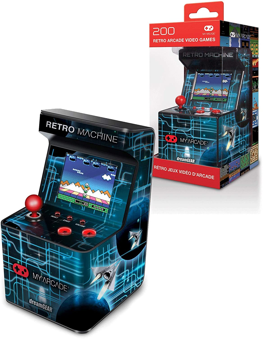 Playable Mini Arcade